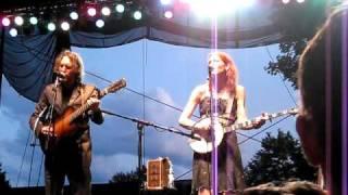 """My First Lover"" - Gillian Welch & David Rawlings - No Depression Festival 7"