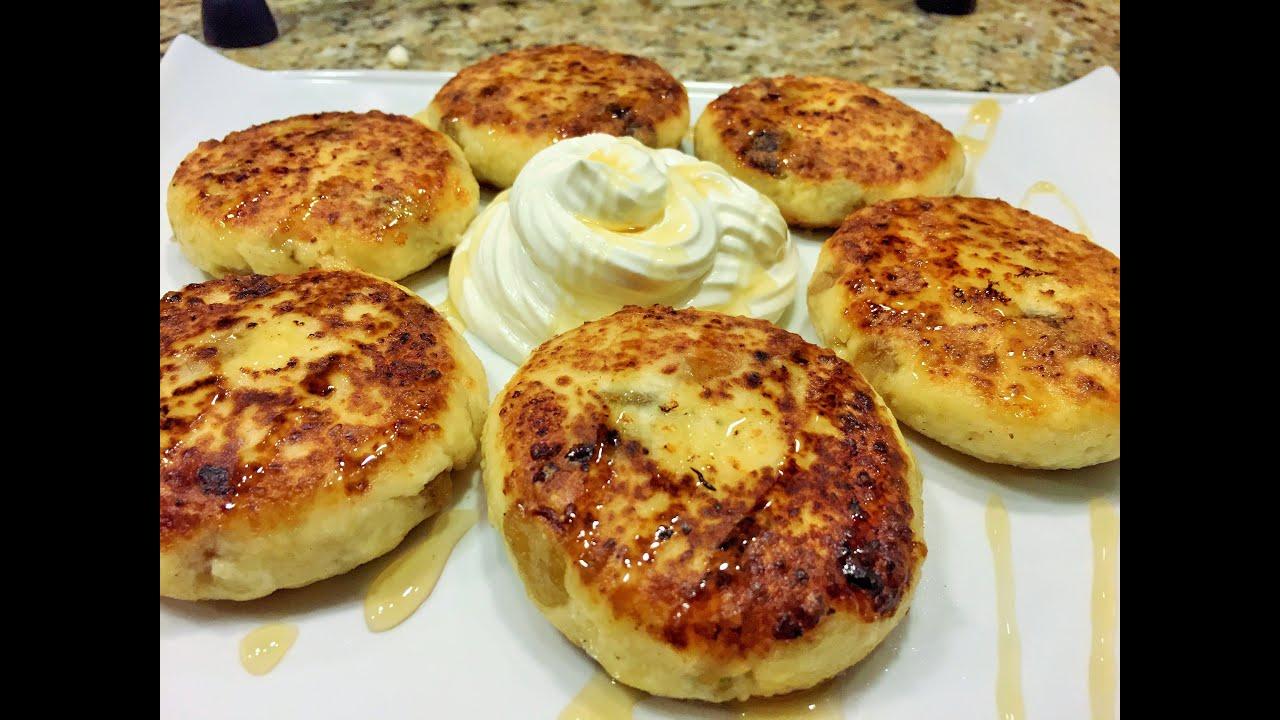 Сырники из творога по домашнему рецепт