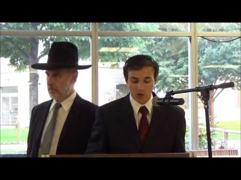 Fasman Yeshiva High School Full Siyum 2014 - 06/12/2014