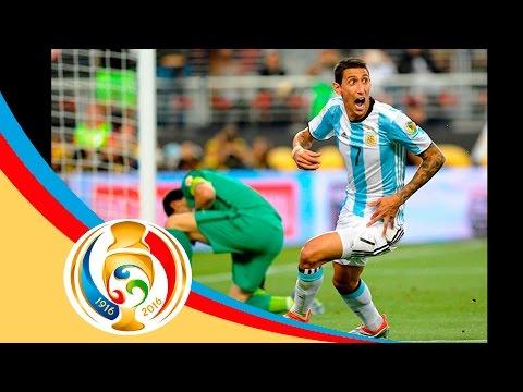 Resumen   Argentina 2-1 Chile   Televisa Deportes