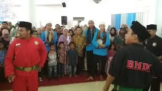 PALANG PINTU BMDI ( Beksi Merah Delima Indonesia)
