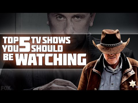 Thundershot's Top 5 TV Shows You Should Be Watching in 2014!