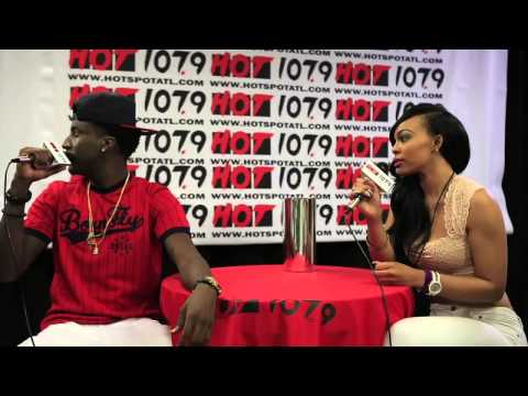 KCamp Hot107 9 Birthday Bash 19 Backstage Interview