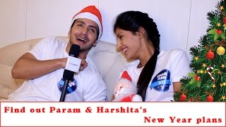 #New Year Special : Find out Param & Harshita