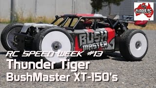 RC Speed Week #13 S.E. - Bushmaster 20T Pinion & XT150 Connectors