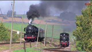 Dampfloks - Volldampf vorraus - Steam Trains - full steam ahead