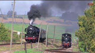 Dampfloks - Volldampf vorraus - Steam Trains - full steam ahead