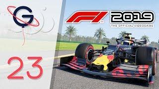 F1 2019 : MODE CARRIÈRE FR #23 - Changement d'écurie ! (Australie)