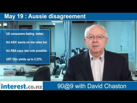 90 seconds @ 9am : Aussie disagreement