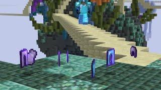 COMO GANAR UNA PARTIDA SIN ROMPER HUEVOS Y FULL DIAMANTE  (Minecraft Eggwars)