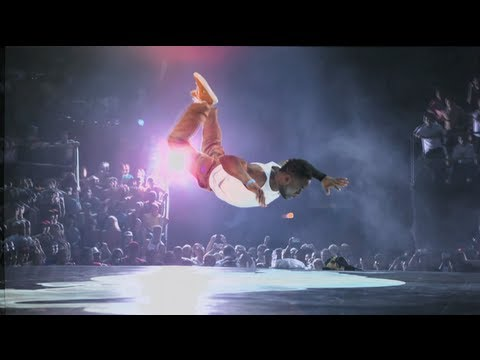 Breakin' It Down: B-boying In Rio With Red Bull Bc One video