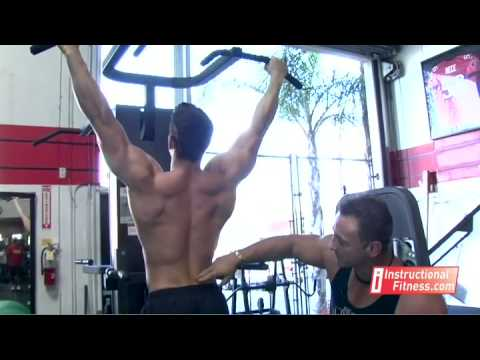 Instructional Fitness - Chin Ups