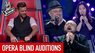 The Voice | BEAUTIFUL OPERA 'Blind Auditions' worldwide