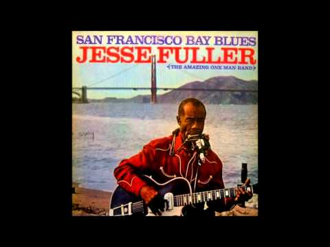 Jesse Fuller - Midnight Cold (1963)