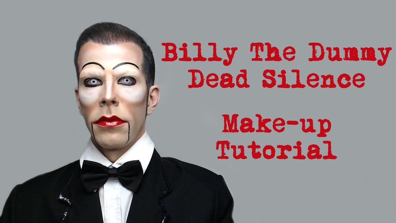 Billy Dead Silence Costume Billy The Dummy Dead Silence