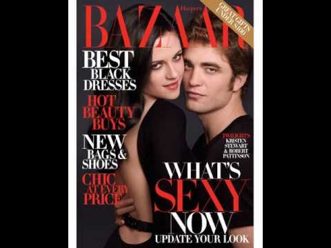 kristen stewart and robert pattinson new moon photoshoot. new photoshoot of kristen