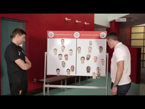 Stevie and Carra select squads for All-Star charity game
