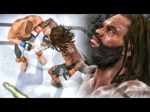 BRIDGES FIGHTING LIKE BOXER! EA SPORTS UFC 2 Ultimate Team Gameplay