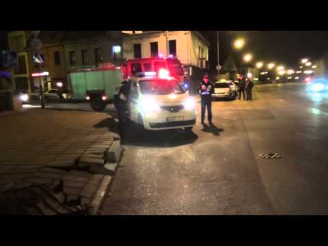 Girto kirgizo sukelta avarija su BMW
