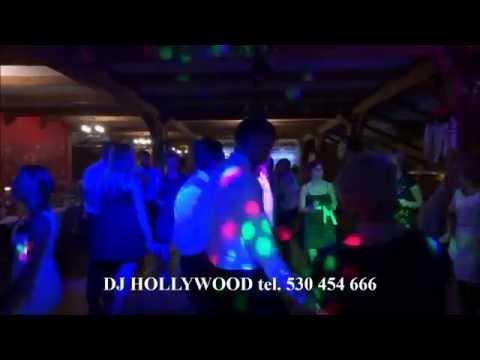 Wesele 12.09.2015 DJ Hollywood Kabanos Spytkowice/Rabka Zdrój