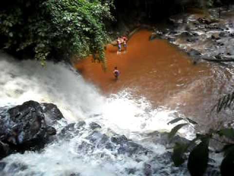 cachoeira em ourizona pr youtube