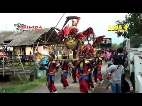 Dont worry | Singa dangdut SIMBA PUTRA Live Karangmulya 10 Maret 2017