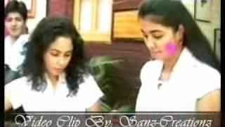 Bhagyavidhaata - SBS - BVD Cast Enjoying Holi - Bindiya, Rekha, Pujha, Vishal, etc