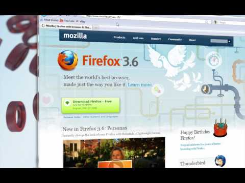 FireFox 4.0 Theme Tutorial