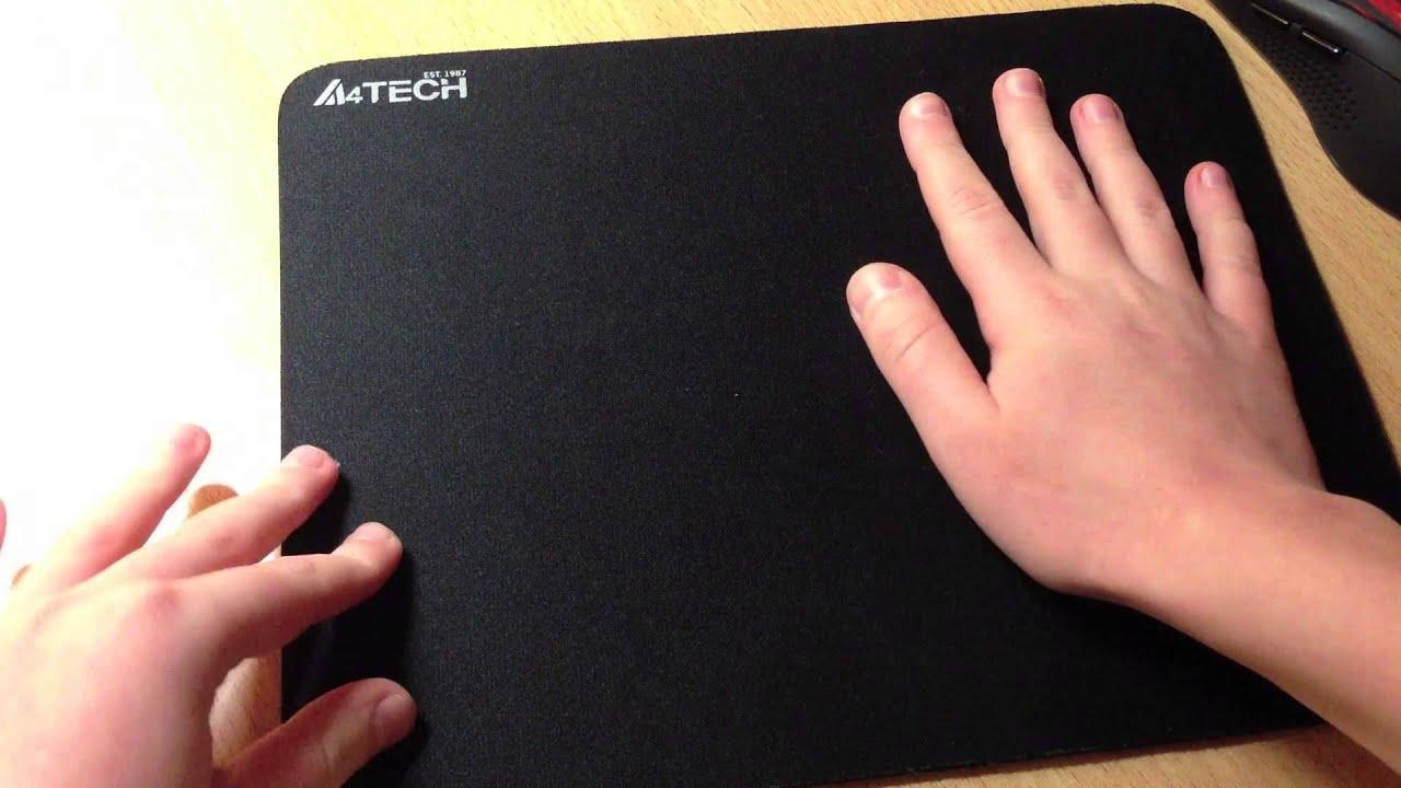 Опыт эксплуатации мыши и коврика A4Tech X7, а так же