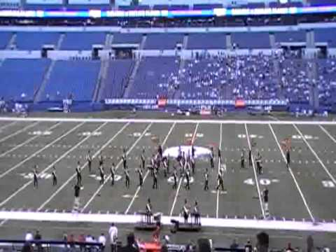 Cardinal Ritter High School Marching Raiders   Lucas Oil Stadium 2012