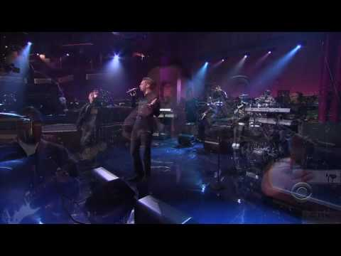 Lupe Fiasco feat. Matthew Santos - Superstar (Live Letterman - 08) [HD]