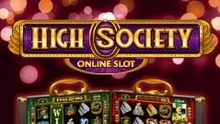 High Society free online pokies slots preview download software version