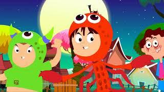Halloween Kinderreime | Halloween Musik | Lieder für Kinder | Halloween Tree | Songs for Children's