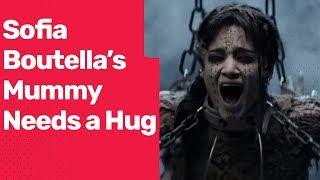 Sofia Boutella's Mummy just needs a hug