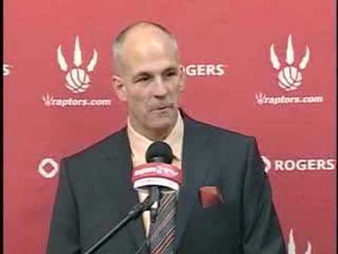 Raptors vs Nets - Jay Triano/Lawrence Frank - Feb. 13/08