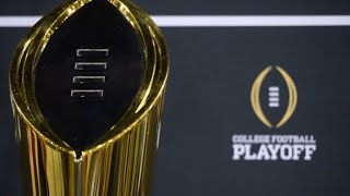 LIVE Week 12 College Football Playoff Rankings Show