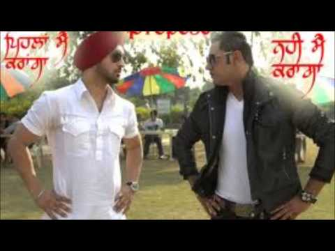Gippy Grewal & Diljit Dosanjh Hits By Ottawa Nonstop 2014 video