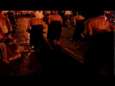 Semana Santa en Taxco 2013, Procesión de las Animas, Martes Santo, Reportaje Red7