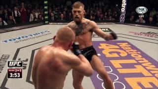 Conor McGregor - Kicking Highlights - UFC