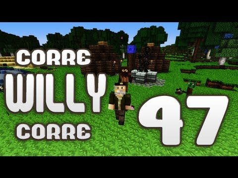 ÁRBOL VIVIENTE!! MINECRAFT - Episodio 47 - Corre Willy Corre