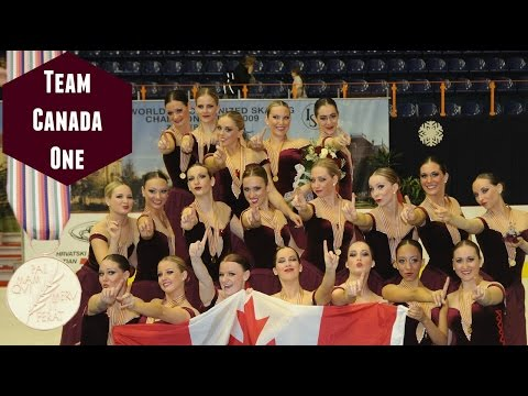 Team Canada 1 (NEXXICE) 2009 World Champions