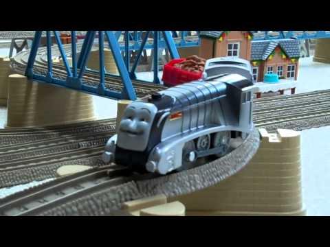 Trackmaster COAL MUSTACHE SPENCER Thomas The Train Kids Toy Train Set Thomas The Tank Engine