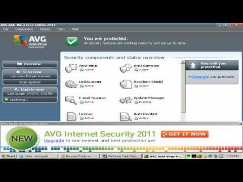 AVG Free 2011 Review