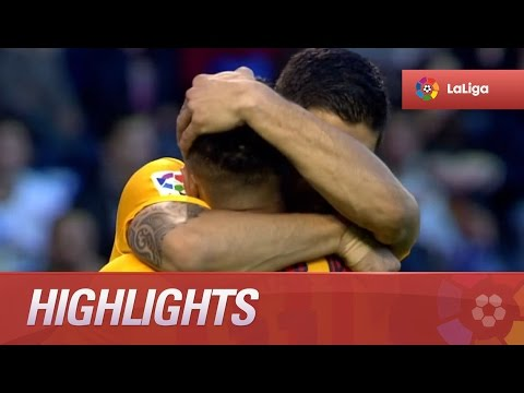 Highlights Deportivo de la Coruña (0-8) FC Barcelona