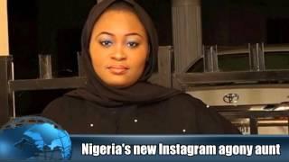 Sex, love and money: Nigeria's new Instagram agony aunt