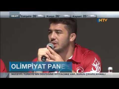 İSTEK Atanur Oğuz Okulları Olimpiyat Paneli NTV