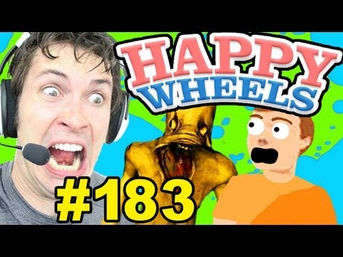 Happy Wheels - PEWDIEPIE AMNESIA