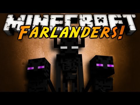 Minecraft Mod Showcase : FARLANDERS!