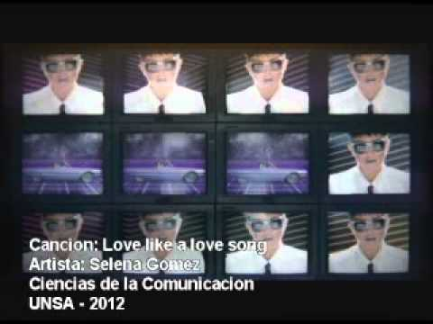 Selena Gomez - Love Like A Love Song video