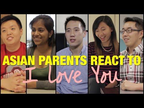 Asian Parents React To I Love You (ORIGINAL)